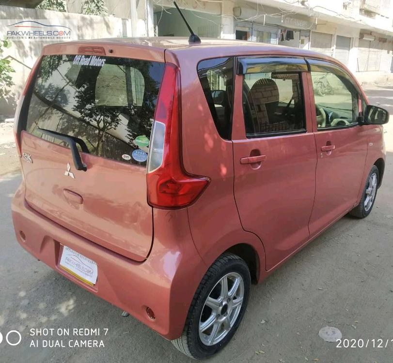mitsubishi ek wagon e 2017 for sale in karachi | pakwheels