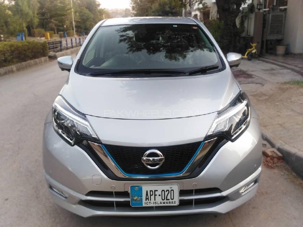 Nissan Note 15M KAGAYAKI EDITION 2019 Image-1