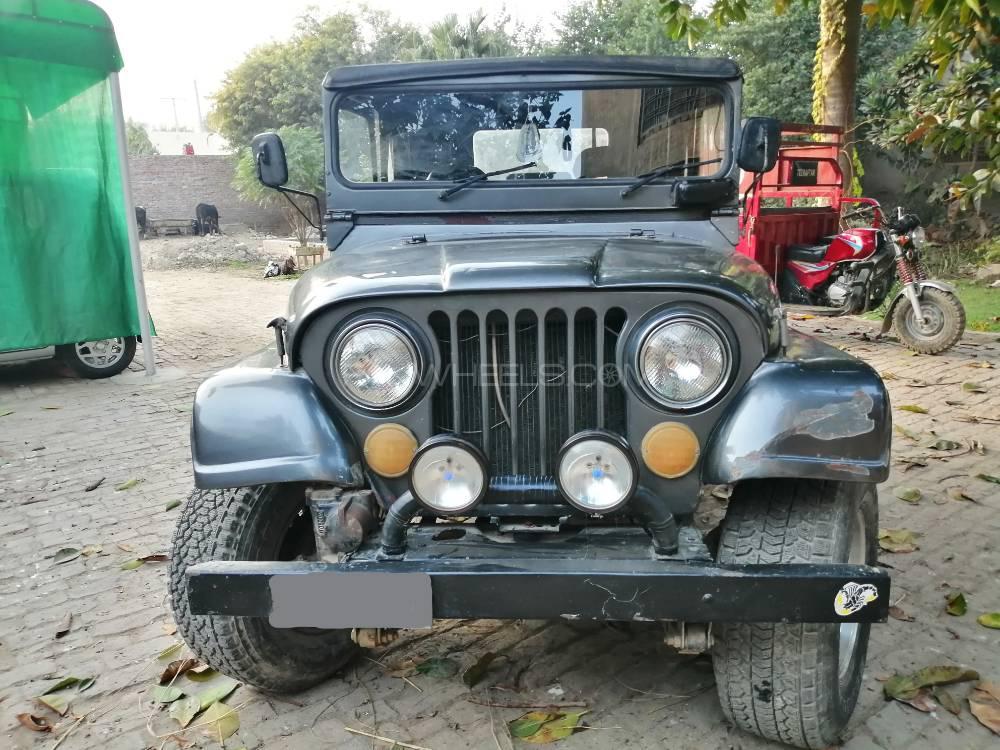 Jeep CJ 5 2.5 1979 Image-1