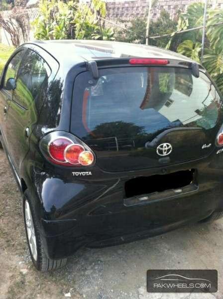 Toyota Aygo 2009 Image-2