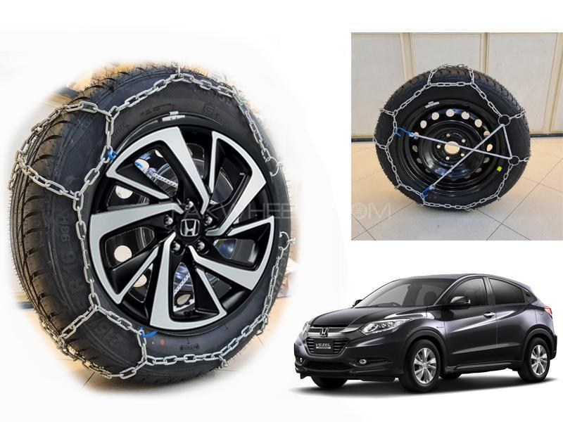Snow Tire Chains Set For Honda Vezel 2pcs in Lahore
