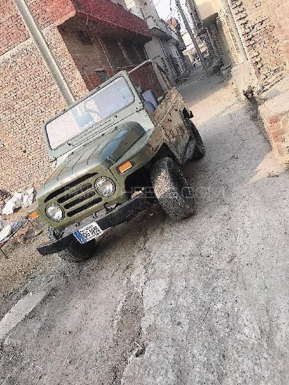 Jeep Commander 5.7 V8 Hemi 1989 Image-1