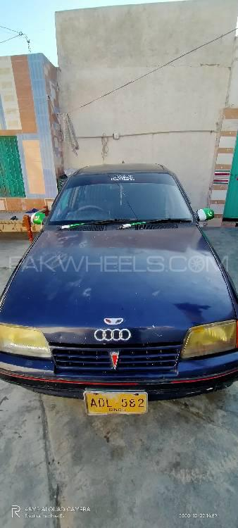 Daewoo Racer 1.5 GTi 1993 Image-1