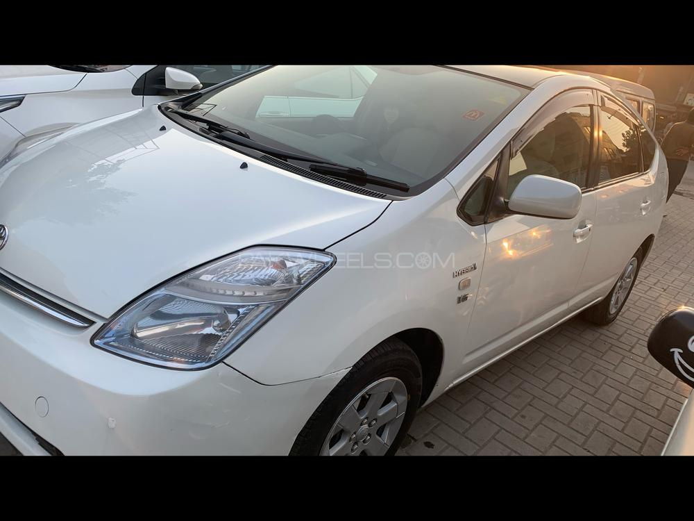 Toyota Prius G Touring Selection Leather Package 1.5 2008 Image-1