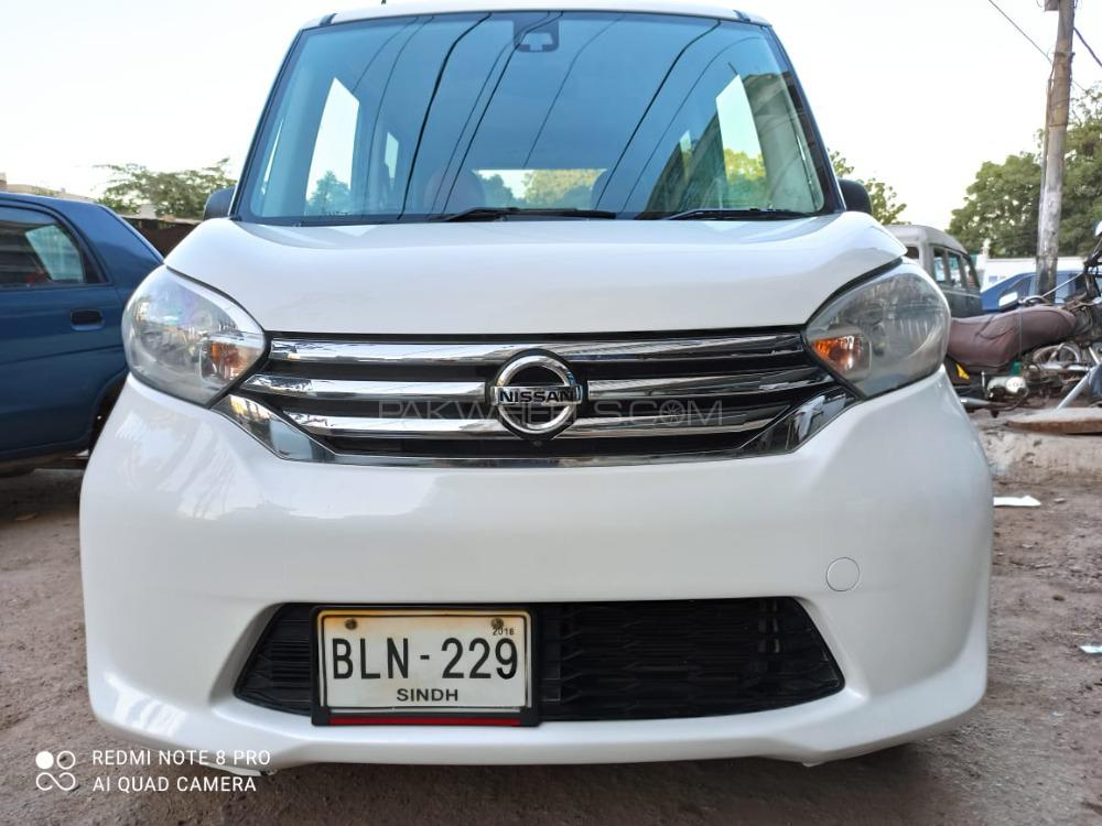 Nissan Roox G LIMITED 2014 Image-1