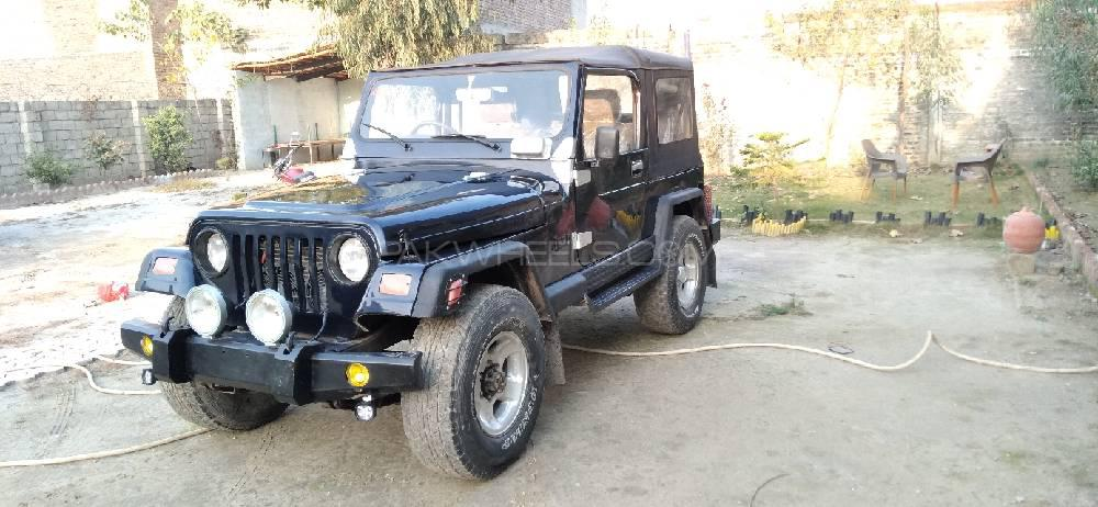 Jeep CJ 5 1972 Image-1