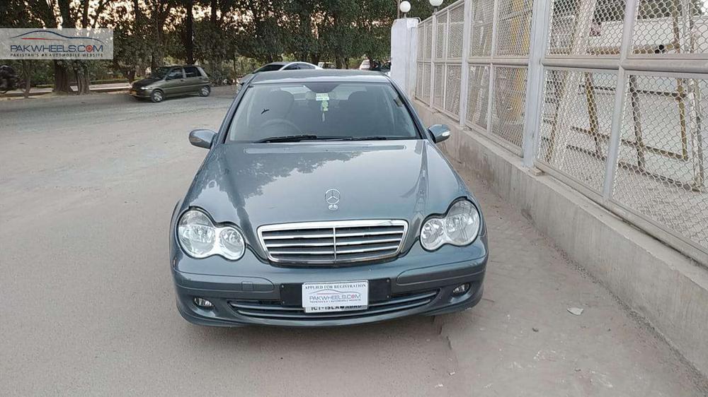 Mercedes Benz C Class C180 2006 Image-1
