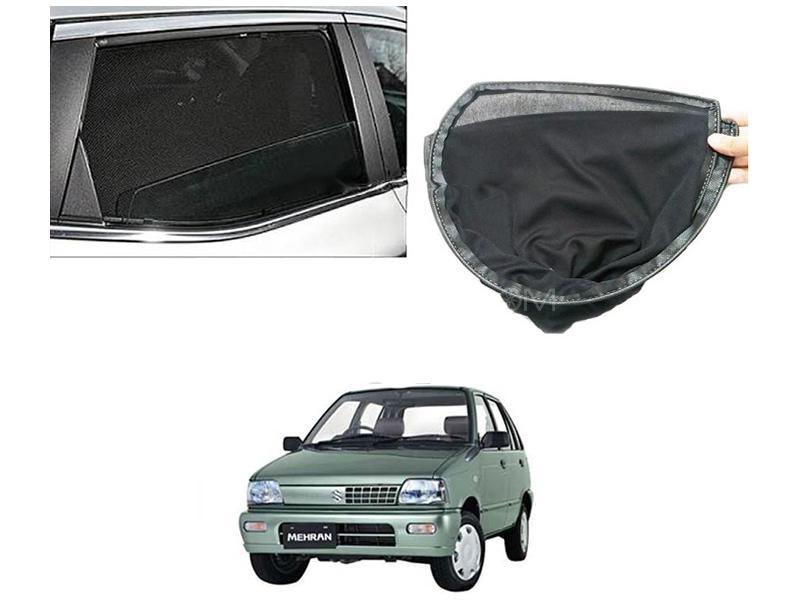 Suzuki Mehran 1988-2019 Sun Shades  Image-1