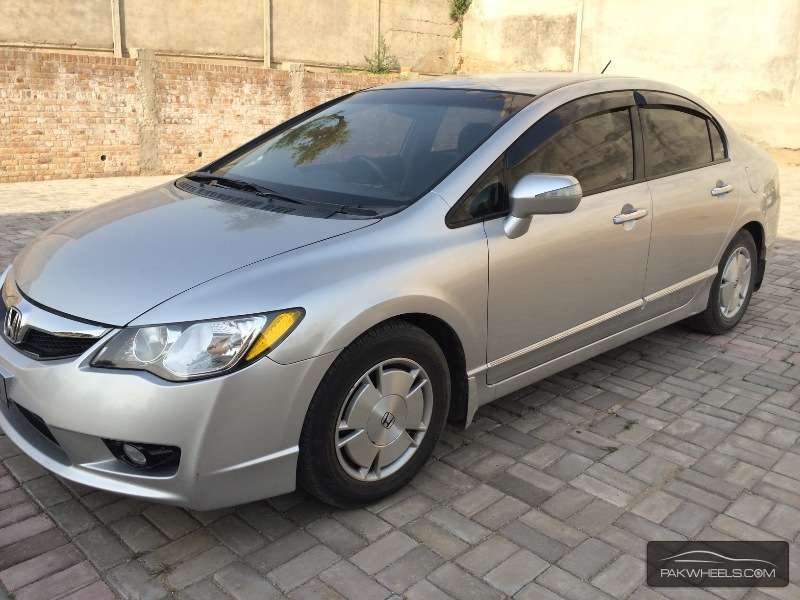 honda civic hybrid mxb 2006 for sale in islamabad pakwheels. Black Bedroom Furniture Sets. Home Design Ideas
