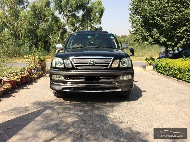 toyota land cruiser cygnus 2003 for sale in islamabad. Black Bedroom Furniture Sets. Home Design Ideas