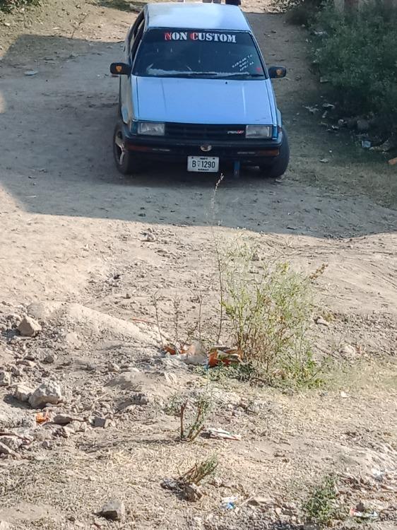 Toyota 86 GT 1985 Image-1