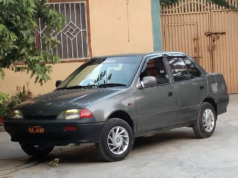 Suzuki Margalla 1993 Image-1