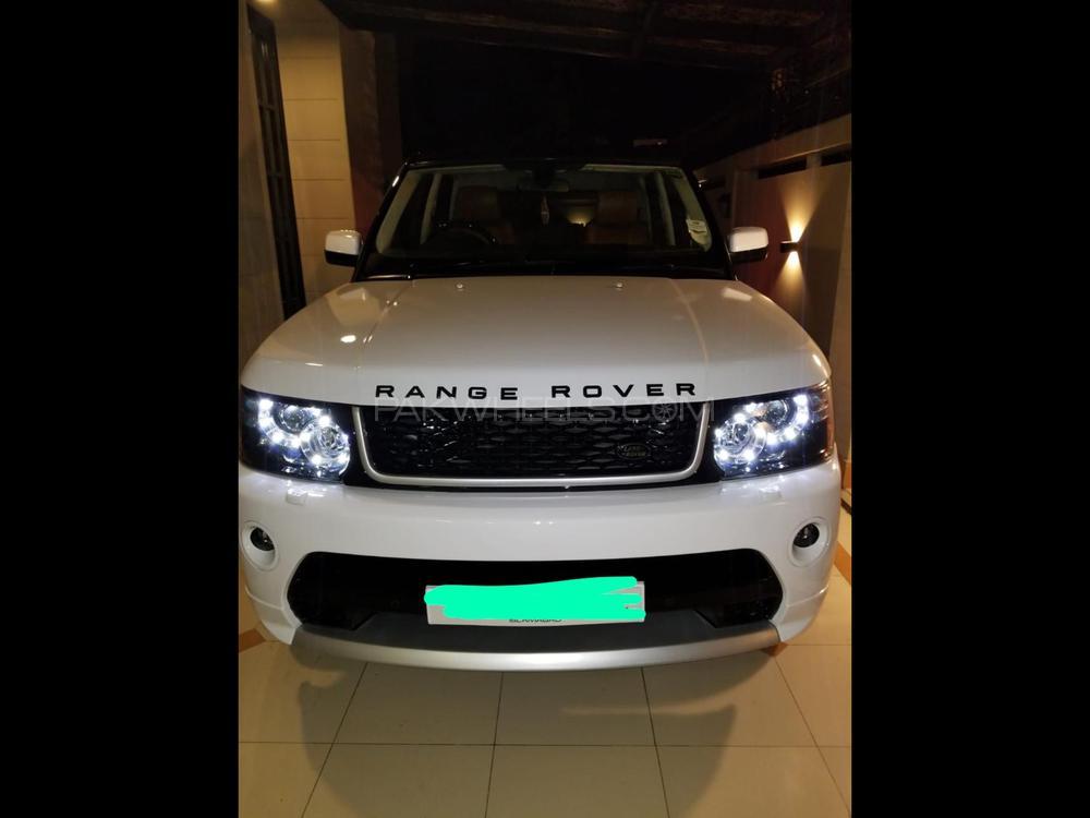 Range Rover Autobiography 2007 Image-1