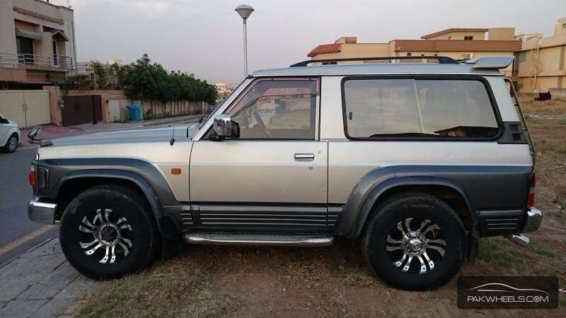 Open Jeep For Sale In Pakistan >> Used Nissan Safari 1993 Car for sale in Islamabad - 874781 | PakWheels