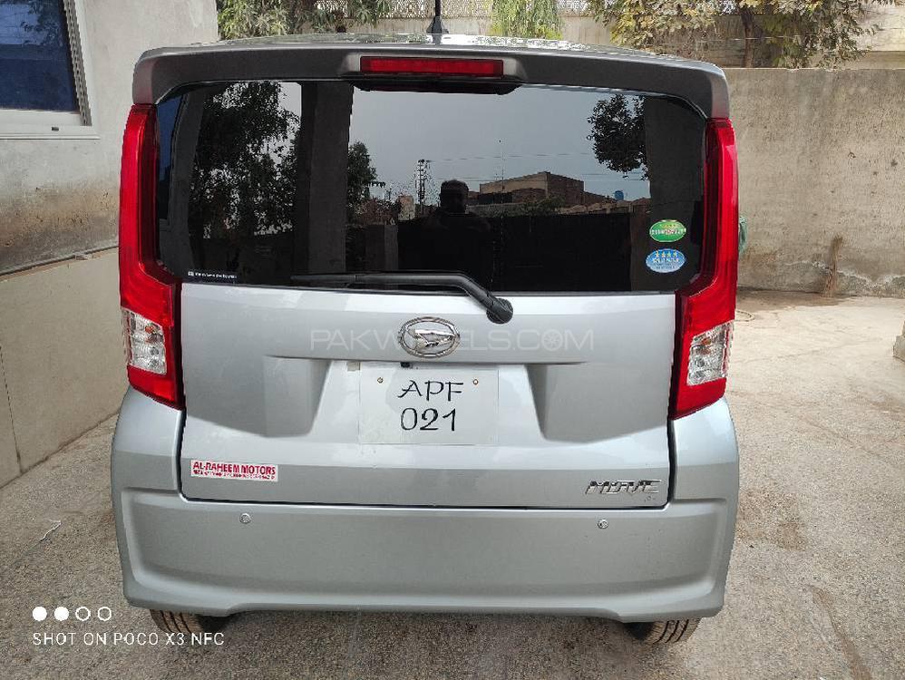 Daihatsu Move Custom RS SA 2018 Image-1
