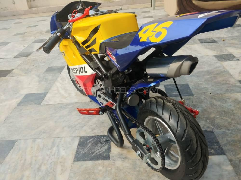 used honda 50cc 2021 bike for sale in lahore - 305460