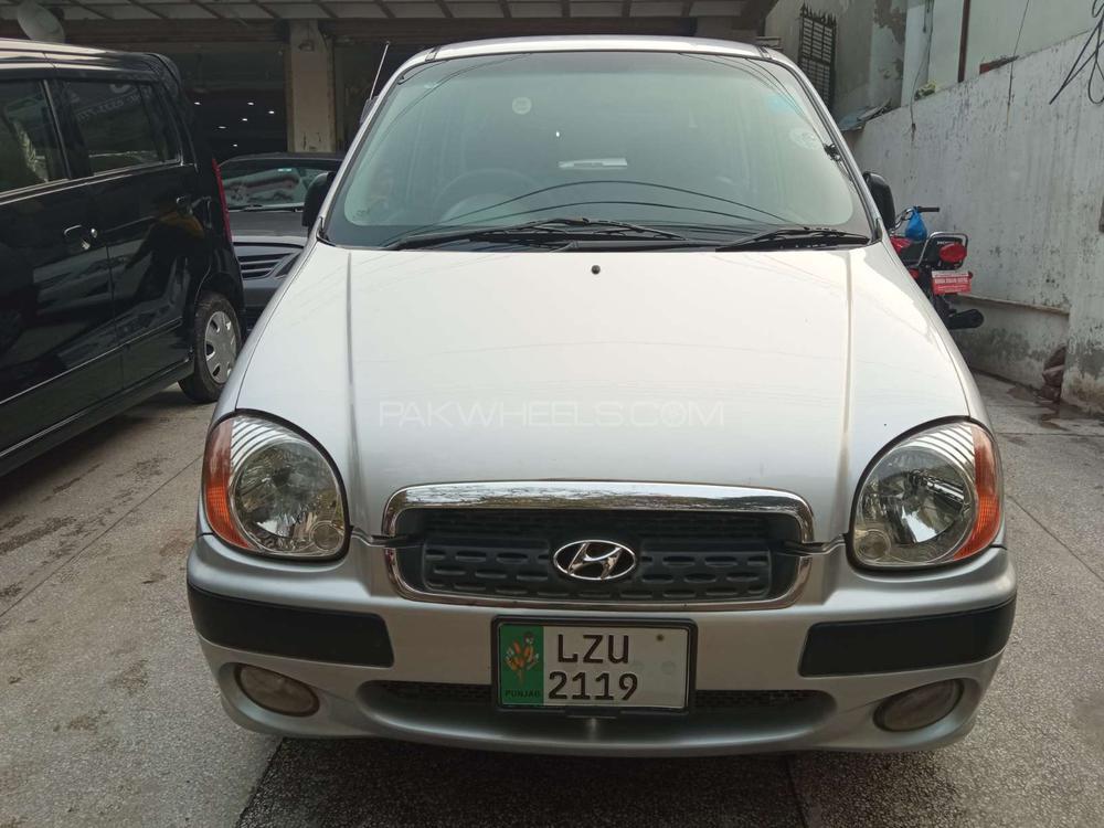 Hyundai Santro Exec 2005 Image-1