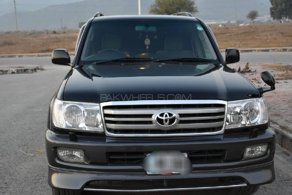 Toyota Land Cruiser VX Limited 4.2D 2006 Image-1