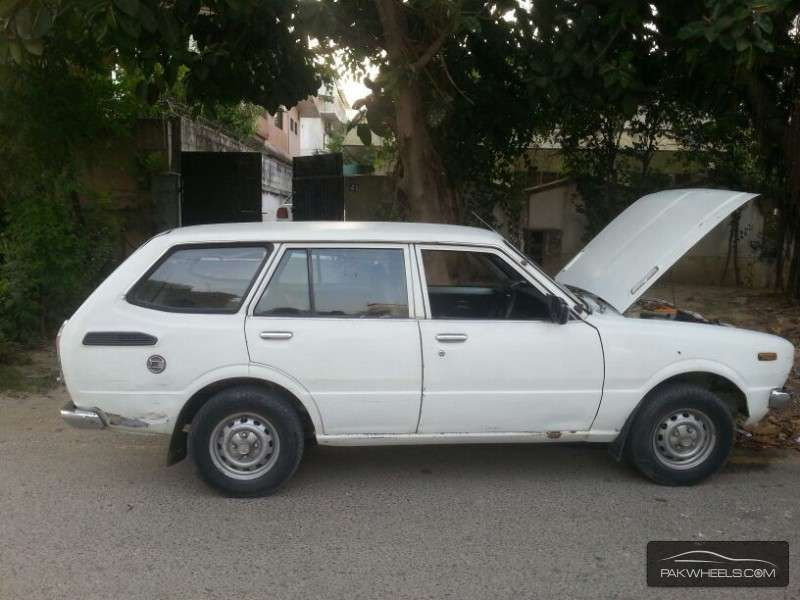 toyota corolla x 1 3 1976 for sale in islamabad pakwheels