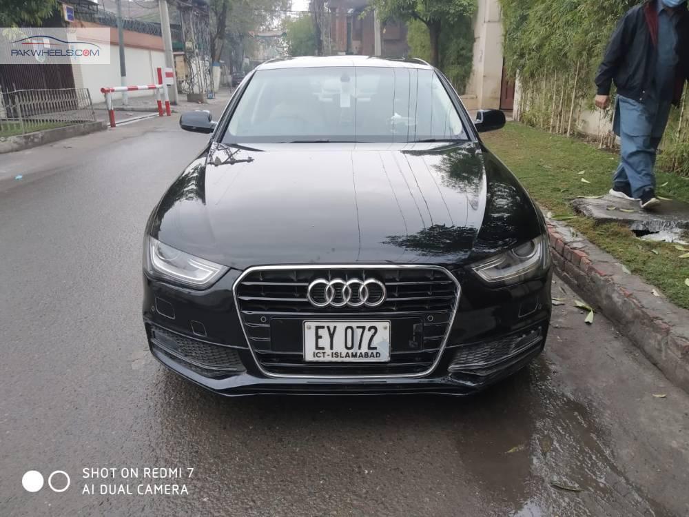 Audi A4 1.8 TFSI 2015 Image-1