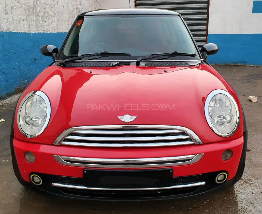 MINI Cooper ONE 2007 Image-1