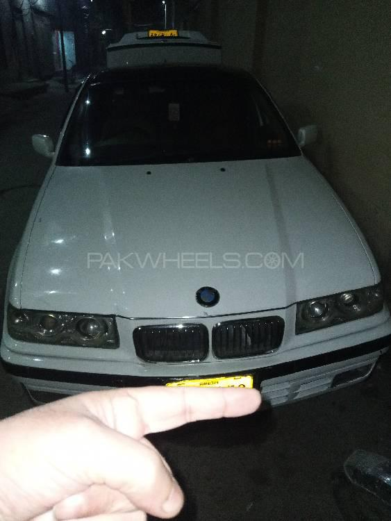 BMW / بی ایم ڈبلیو 3 سیریز 316i 1993 Image-1
