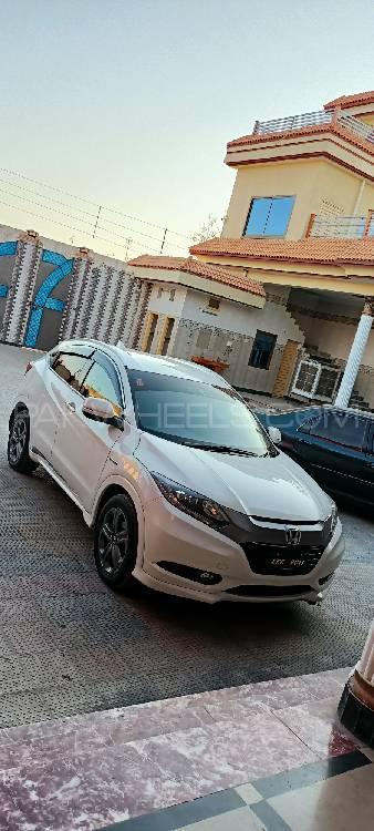 ہونڈا وِزل Hybrid Z Style Edition 2014 Image-1