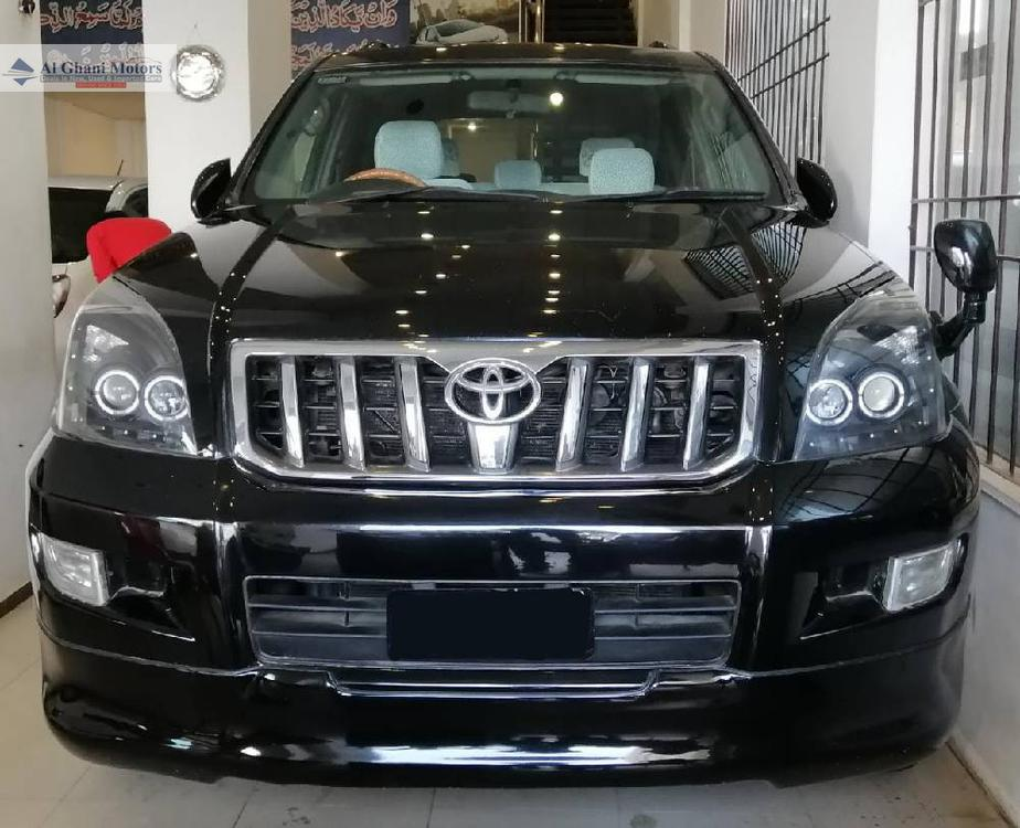 Toyota Prado TX Limited 3.4 2005 Image-1