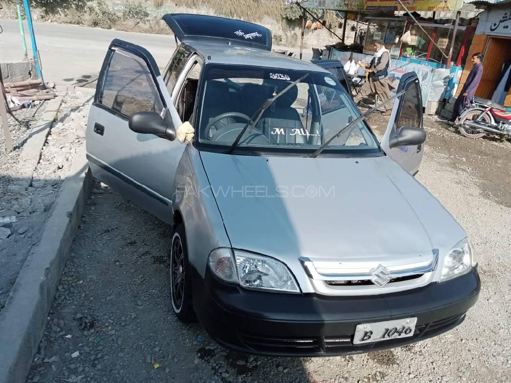 Suzuki Cultus VXL 2001 Image-1