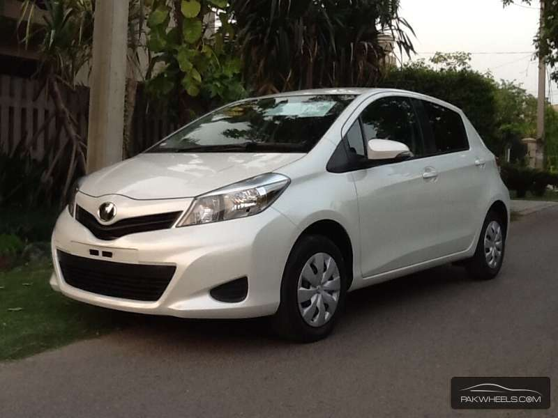 Japan Car Auction Online >> Toyota Vitz F Limited 1.0 2011 for sale in Lahore | PakWheels