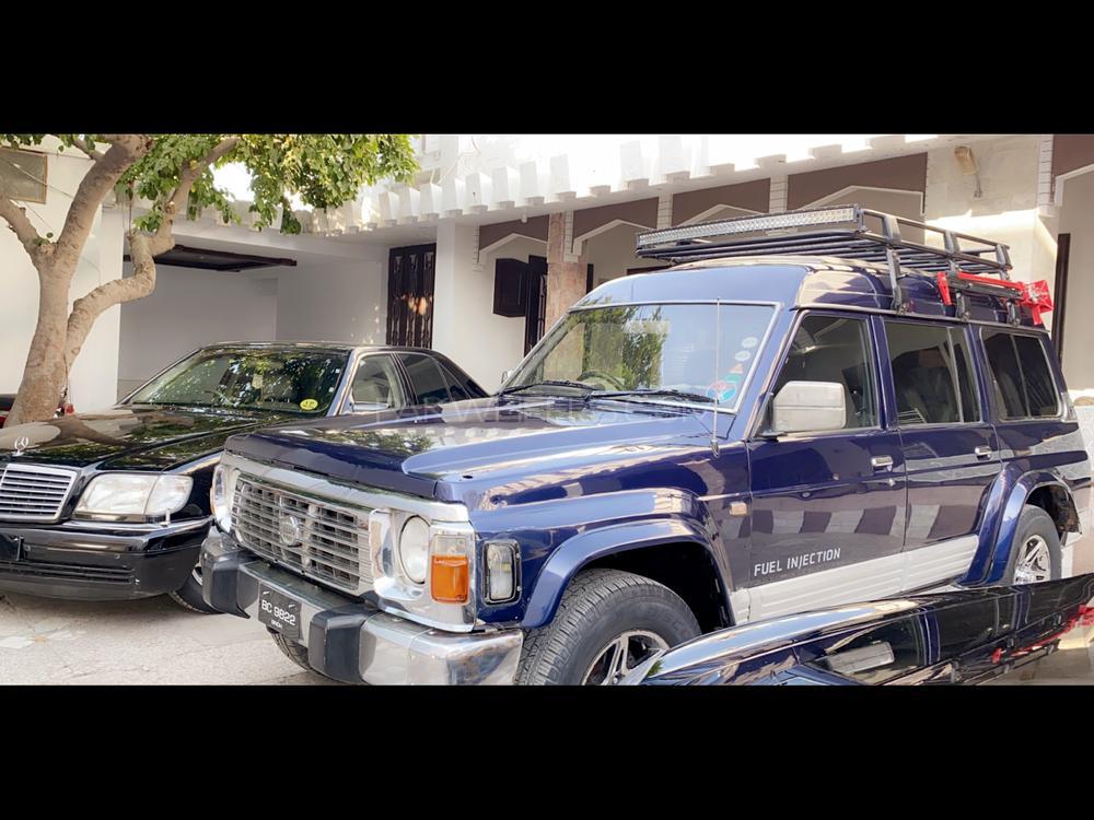 Nissan Patrol 4.2 SGL 1996 Image-1