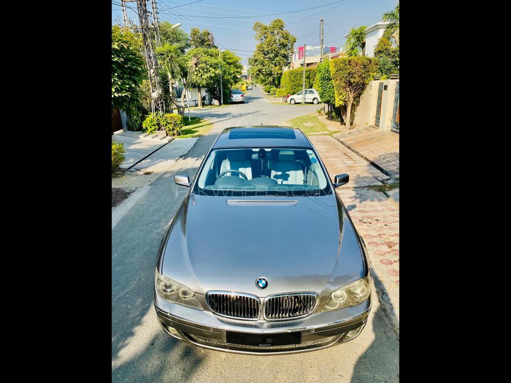 BMW 7 Series 745Li 2007 Image-1