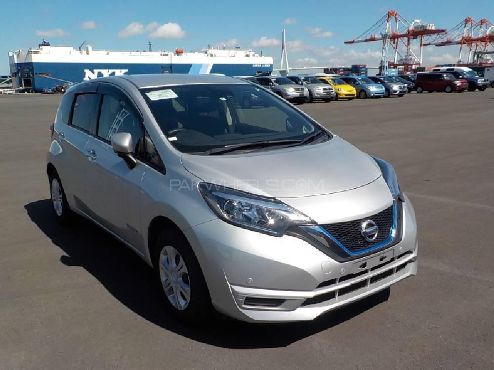Nissan Note X DIG-S 2017 Image-1