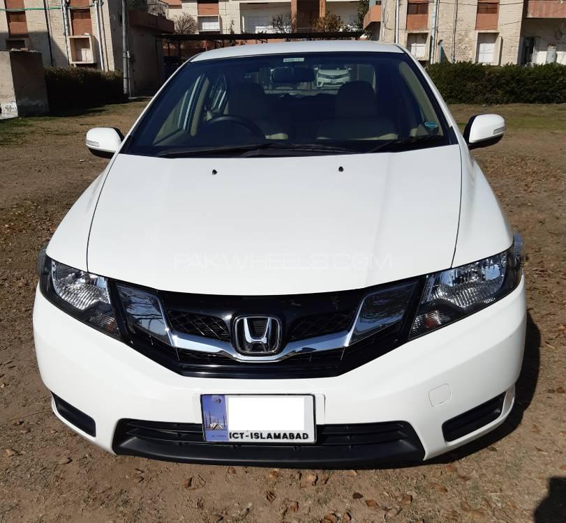 Honda City 1.5 i-VTEC Prosmatec 2018 Image-1