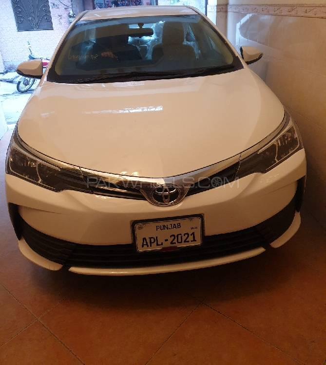 Toyota Corolla Altis Automatic 1.6 2021 Image-1