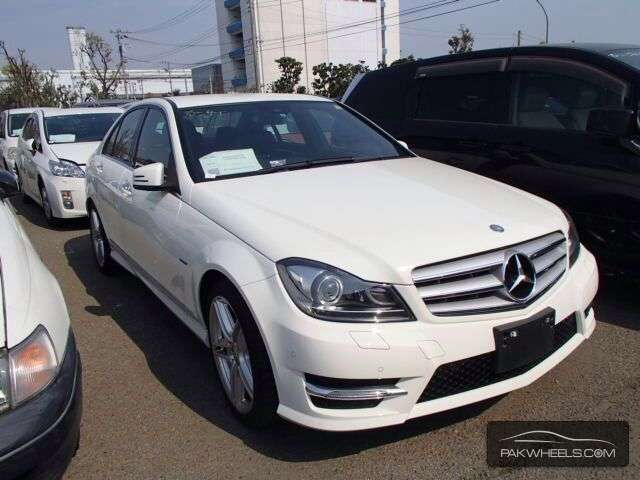 Mercedes benz c class c200 2011 for sale in lahore pakwheels for Mercedes benz c350 2011