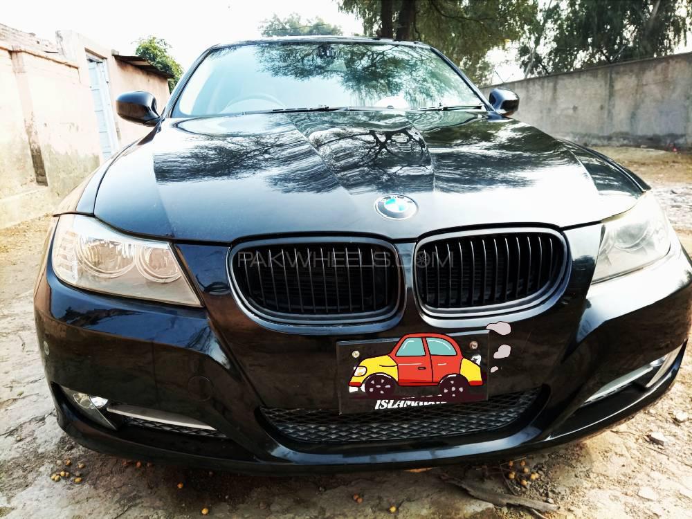 BMW / بی ایم ڈبلیو 3 سیریز 320i 2007 Image-1