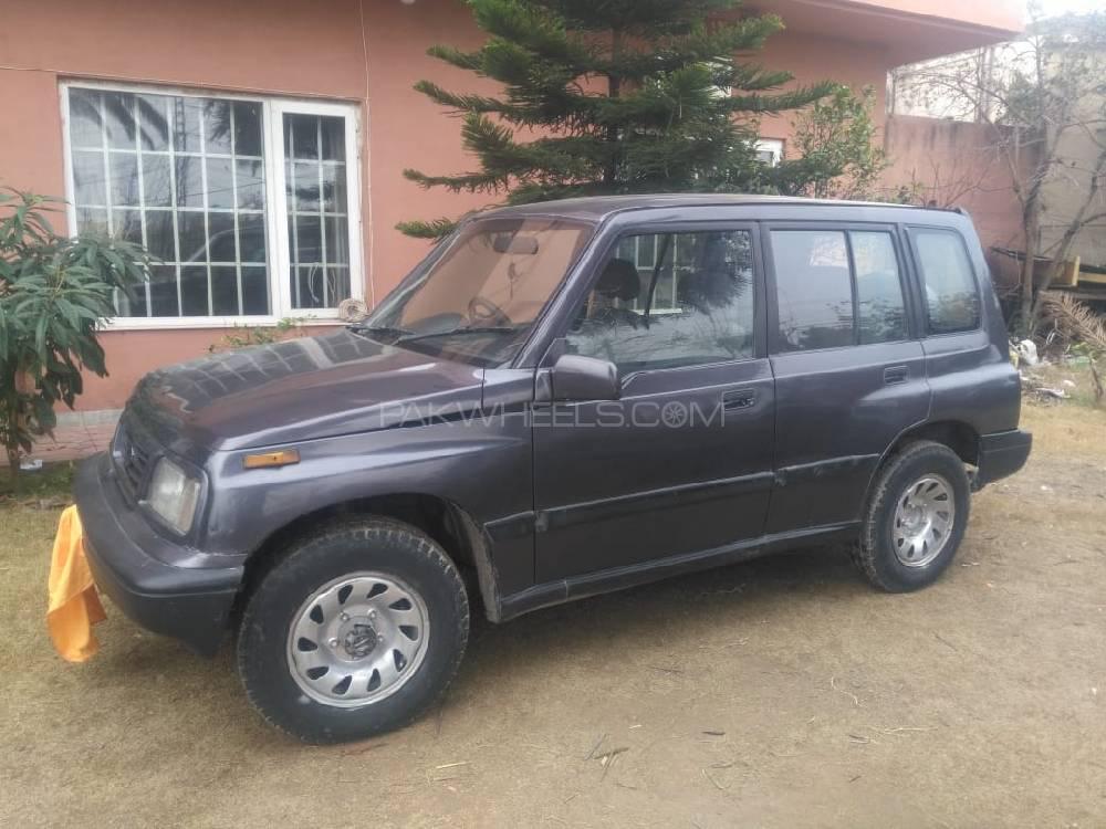 Suzuki Vitara 1995 Image-1