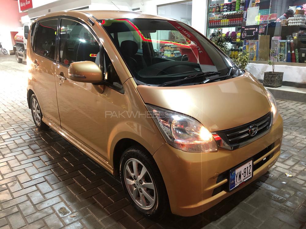 Daihatsu Move L Selection 2008 Image-1