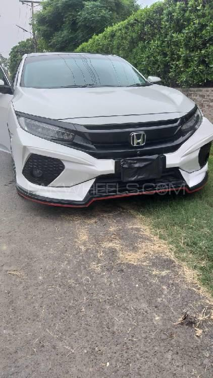 Honda Civic 1.5 VTEC Turbo Oriel 2016 Image-1