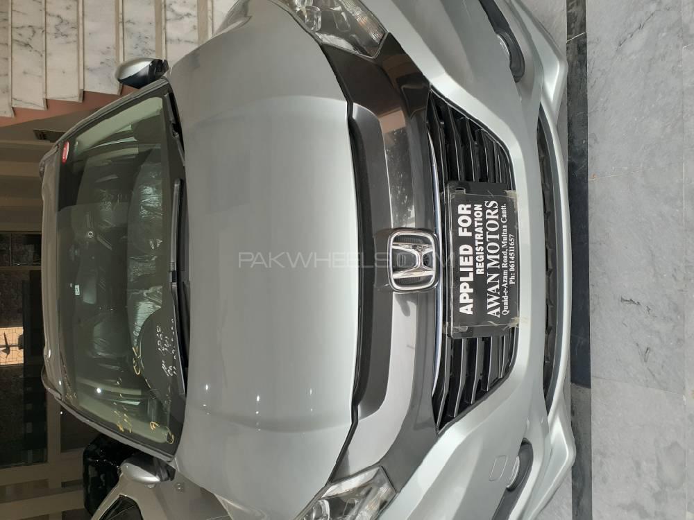 Honda Vezel Hybrid Z Style Edition 2020 Image-1
