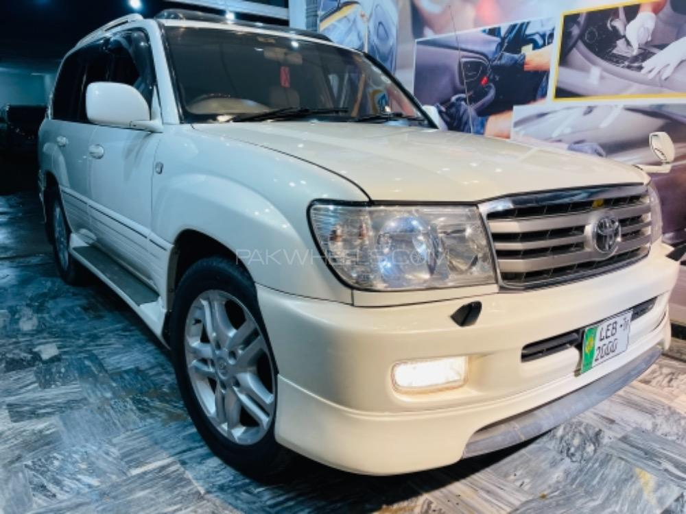 Toyota Land Cruiser VX Limited 4.2D 2002 Image-1