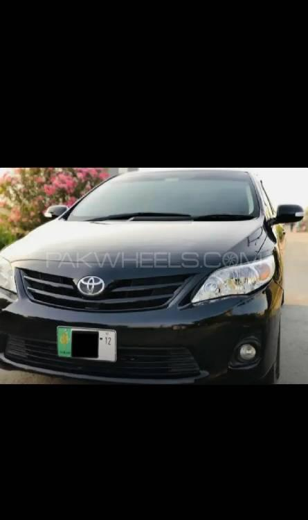 Toyota Corolla 2012 Image-1