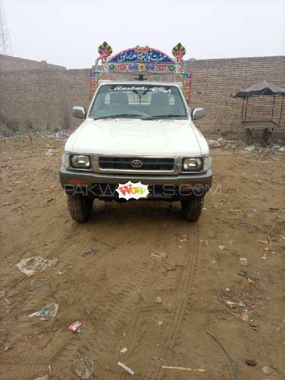 Toyota Hilux Single Cab 1994 Image-1