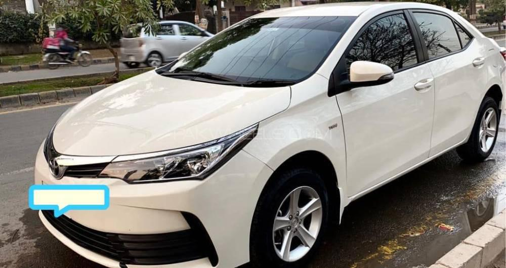 Toyota Corolla GLi Automatic 1.3 VVTi 2018 Image-1