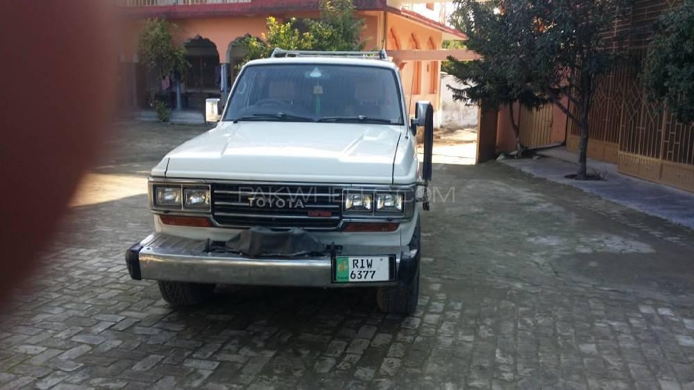 Toyota Land Cruiser 1989 Image-1