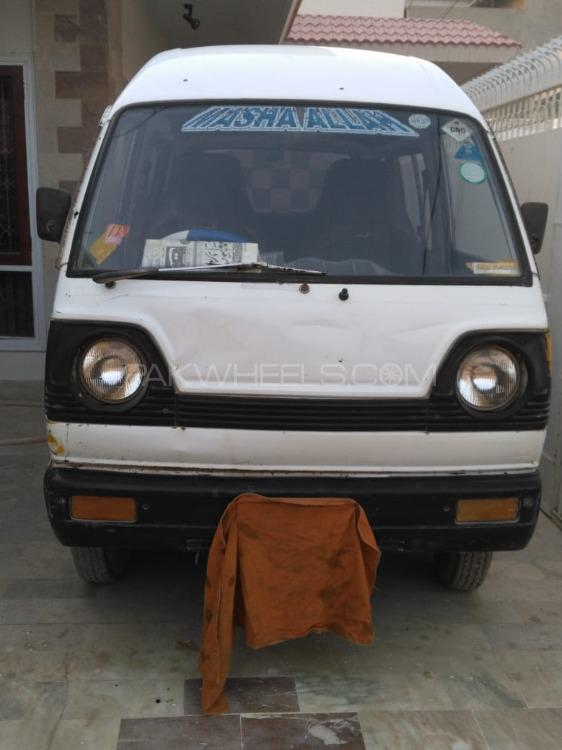 Suzuki Bolan VX 2005 Image-1