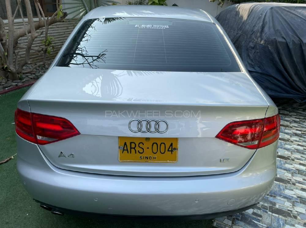 Audi A4 1.8 TFSI 2009 Image-1