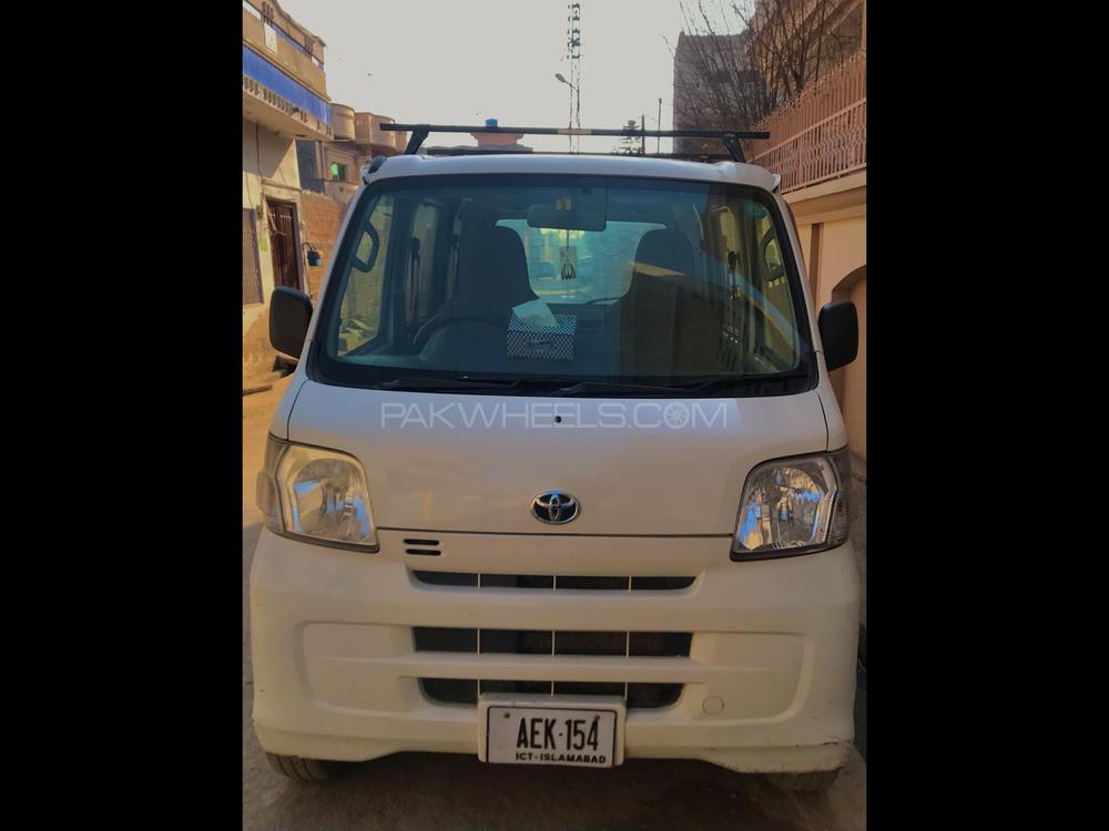 Suzuki Every Wagon 2017 Image-1