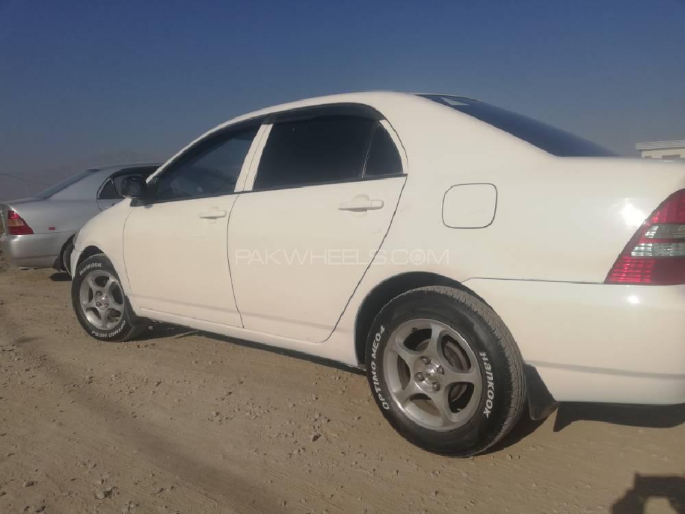 Toyota Corolla Axio X 1.3 2002 Image-1